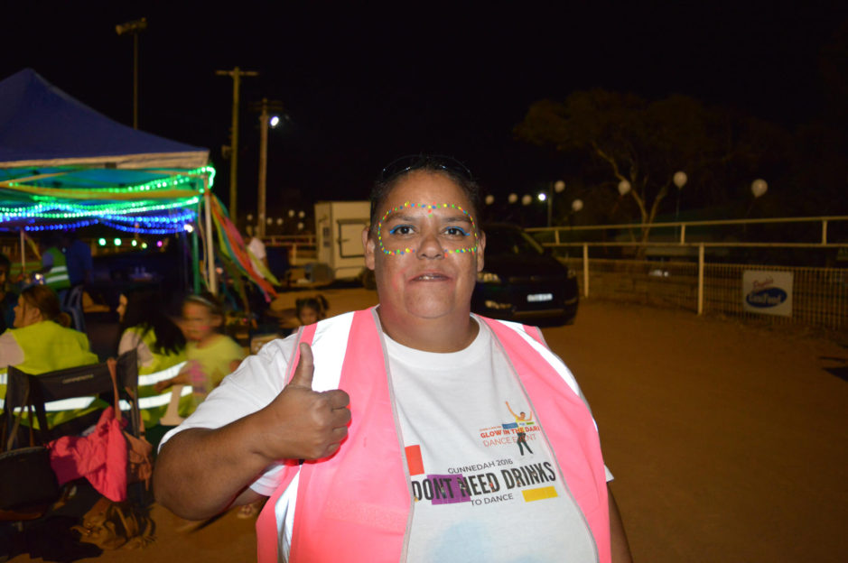 Staff Member Brenda Porter At The Heywire Project Don't Need Drinks To Dance