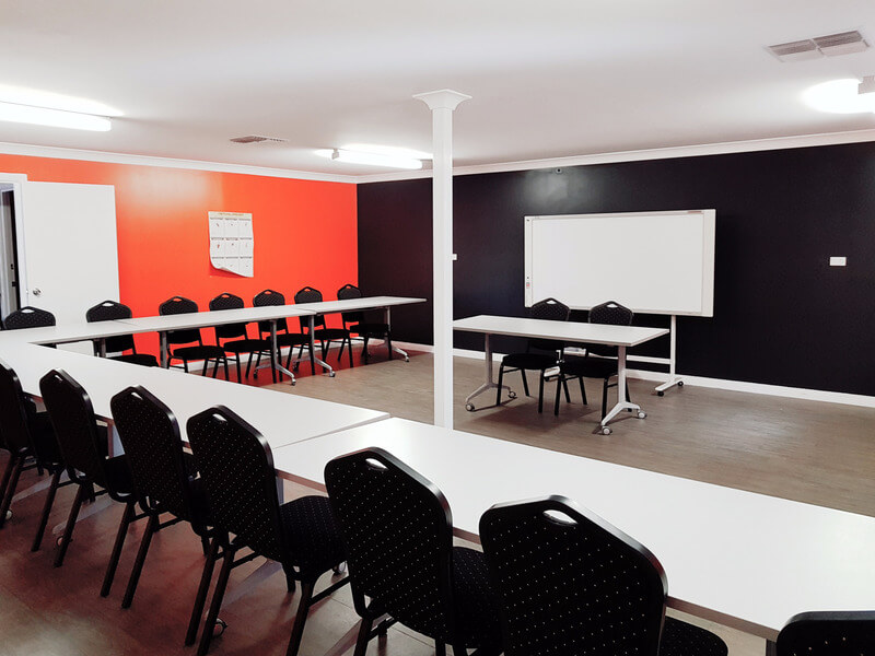 Training meeting room community building