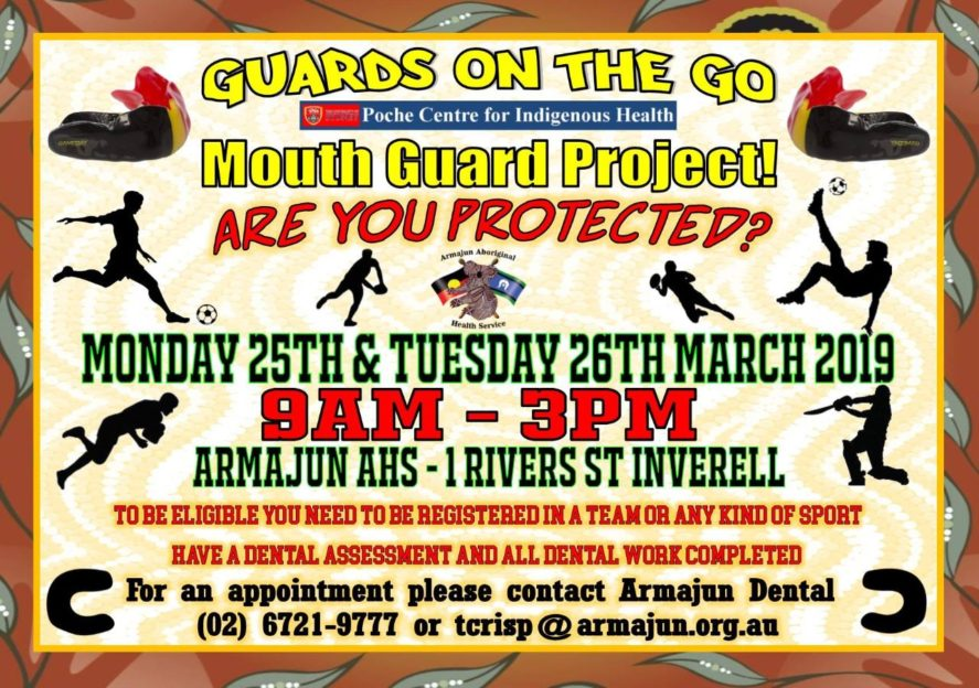 Mouth Guard Project Inverell