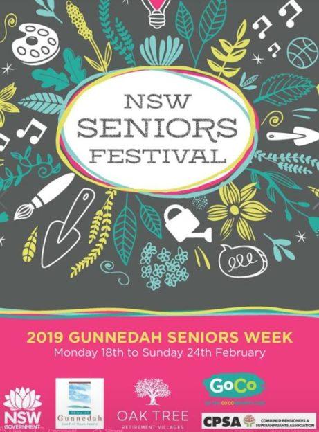 Seniors Week Gunnedah