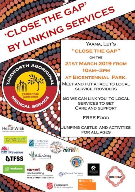 Closing The Gap Event