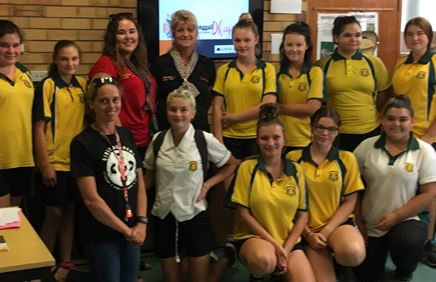 Girls Acadamy Gunnedah High School