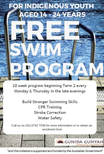 Swim Program Flyer 14 24 Years